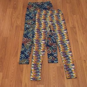 LuLaRoe Leggings Bundle-2
